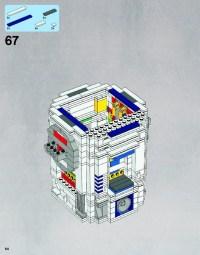 Lego R2 D2 Set Review Lego 10225 Lego Star Wars Sets ...