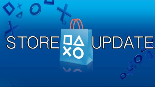 PlayStation Store update 25 april 2017