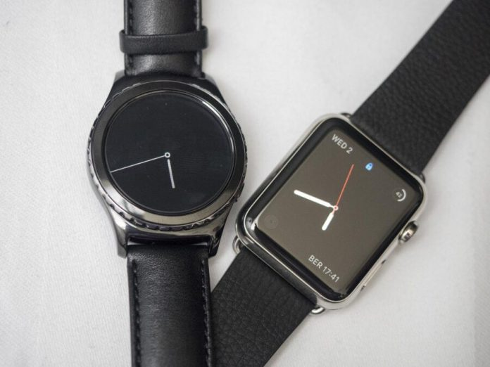 Apple Watch vs. Samsung Gear S2