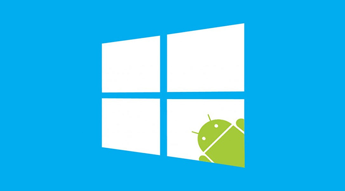 Windows-10---Android