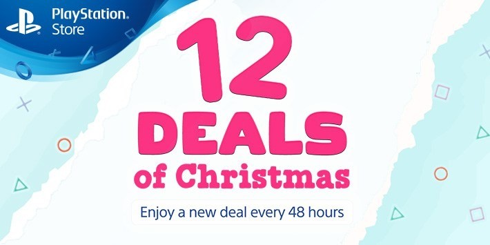 Ps store 12 deals of christmas 2018