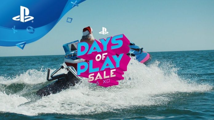 Days of Play Sale actie