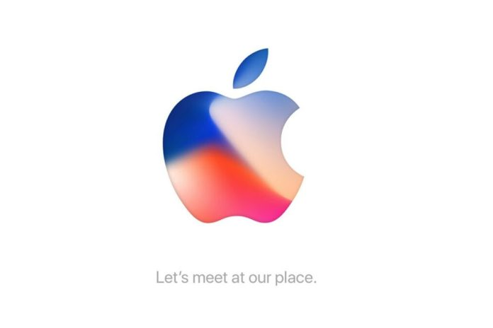 iPhone 8 event