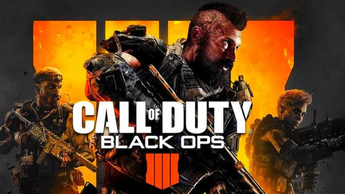 Black Ops 4 Zombies IX