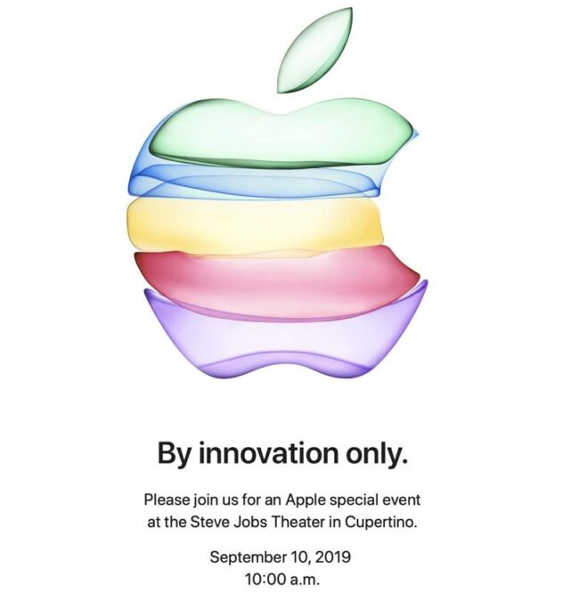 Apple - By innovation only