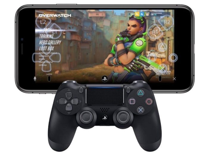 Koppel je DualShock 4-controller aan je iPhone, iPad, Mac of Apple TV