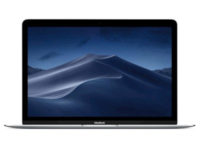 "Apple MacBook 12"" - 1,3 Ghz - 8 GB - 512 GB - Zilver"