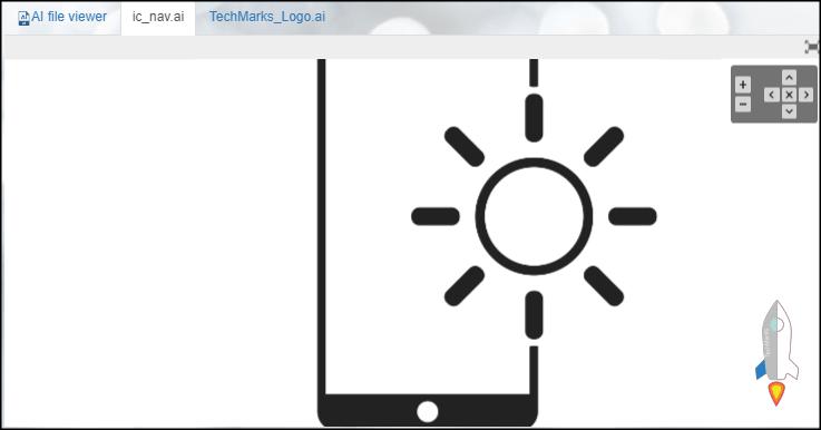 線上檢視ai檔,免安裝Illustrator開啟瀏覽器直接看圖,用手機也能看! | Techmarks劃重點