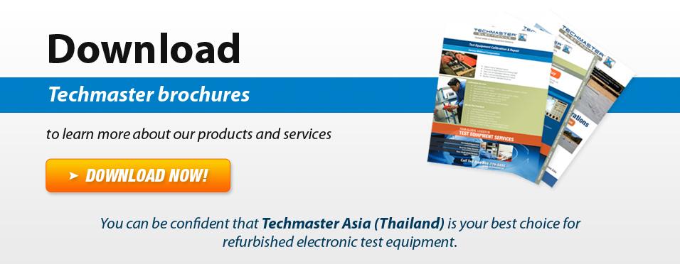 Techmaster Electronics Download Brochures