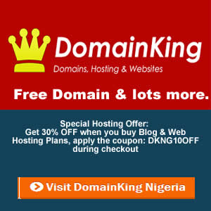 How to Buy Cheap Webhosting in Nigeria & Get One(1) Free Domain - Domainking.ng