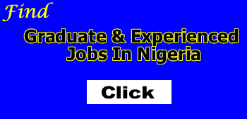 Graduate Jobs in Nigeria