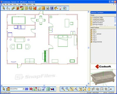 envisioneer express free home design software Home Design Free