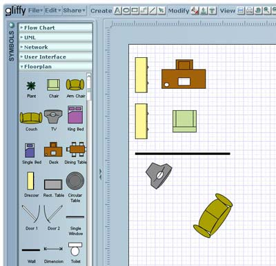 gliffy floor plan free online floor plan design Online Home Design