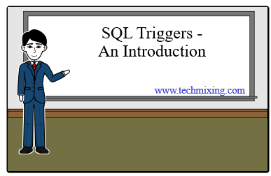 SQL Triggers An Introduction SQL Triggers - An Introduction SQL Triggers