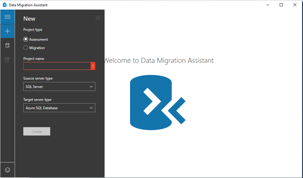 Migrating SQL Database To Azure SQL Instance using Microsoft