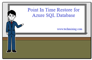 Point In Time Restore for Azure SQL Database Point In Time Restore for Azure SQL Database CodeProject