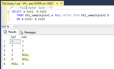 FullOuterJoin 1 SQL Joins Tricky Interview Questions
