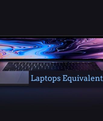 Laptops Equivalent to Apple Pro