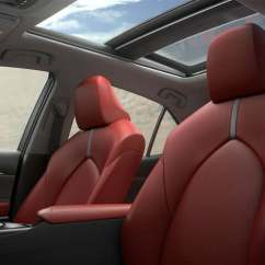 Brand New Toyota Camry Nigeria Grand Veloz 1.3 Silver 2018 Review And Price In Techmobile Ng The Interior Design Of Was Also Given Maximum Attention It Has 5 Conveniently Positioned Passenger Leather Seats 2 Front
