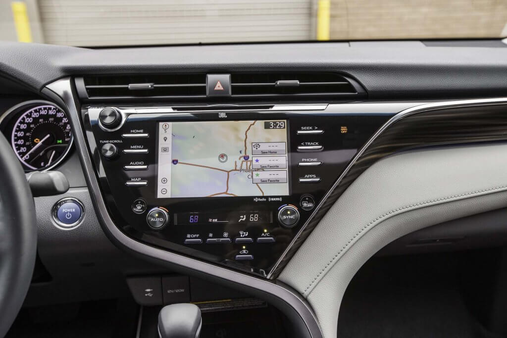 brand new toyota camry price in nigeria fitur grand veloz 2018 review and techmobile ng updated tech information to your phone a remote connect that allow you turn on the car as well lock unlock door via smartphone