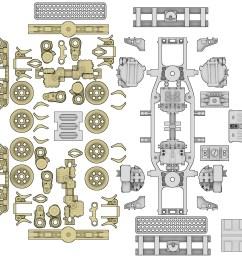 3d printed bits [ 1884 x 1689 Pixel ]