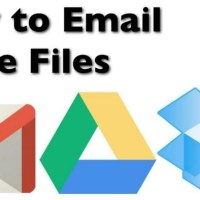 How to Send Large File In Email