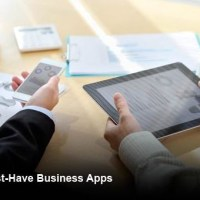 Must Have Business Apps In Your Mobile