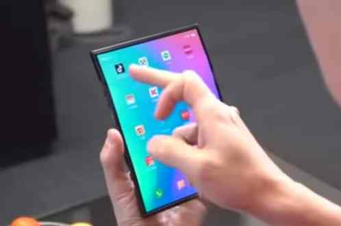 Double Foldable Phone