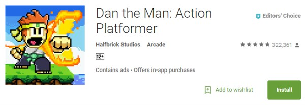 Best-Free-android-games-playstore-dan-the-man-action-platformer