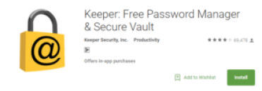 keeper-password-manager-app-android
