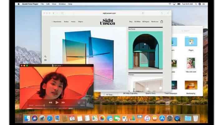 macOS High Sierra Updates 13.12 – Powerful System Technologies