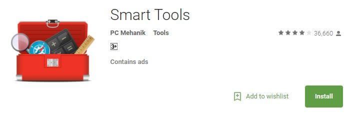 smart tools android app
