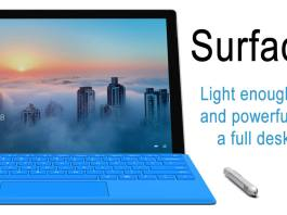 Microsoft Surface Pro 4-including new 3D experiences | Price & Tech Specs
