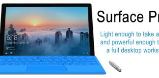 Microsoft Surface Pro 4- including new 3D experiences | Price & Tech Specs