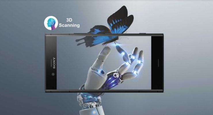 Sony Xperia XZ1- is the first Smartphone to discover 3D Creator | Price & Specs