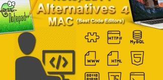 Notepad plus alternatives for mac - best code editors for mac