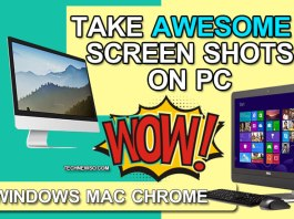 take screenshot pc - screen capture chrome windows mac