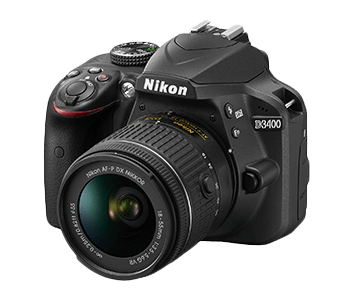 Nikon D3400 Specifications
