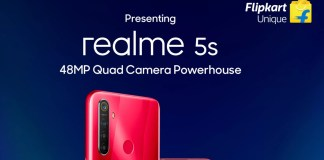 realme 5s specifications features