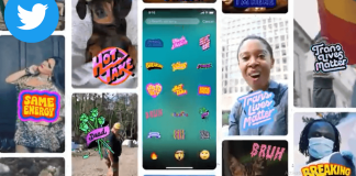 Twitter users can now add GIFs and stickers to Fleets