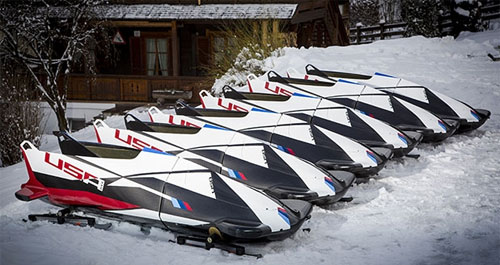 Team USA Bobsled