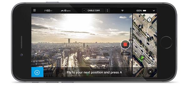3dr solo drone app