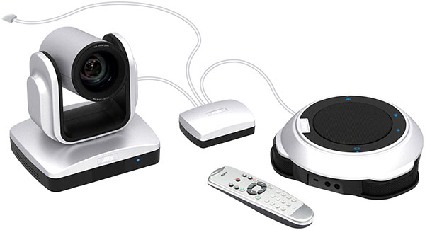 AVer Plug-N-Play USB Video Conference Camera System VC520