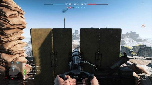 Battlefield V: Attack Ridge Nest