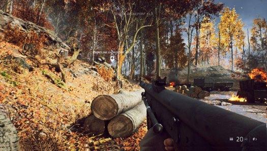 Battlefield V: Frontline Chokepoint Kilo