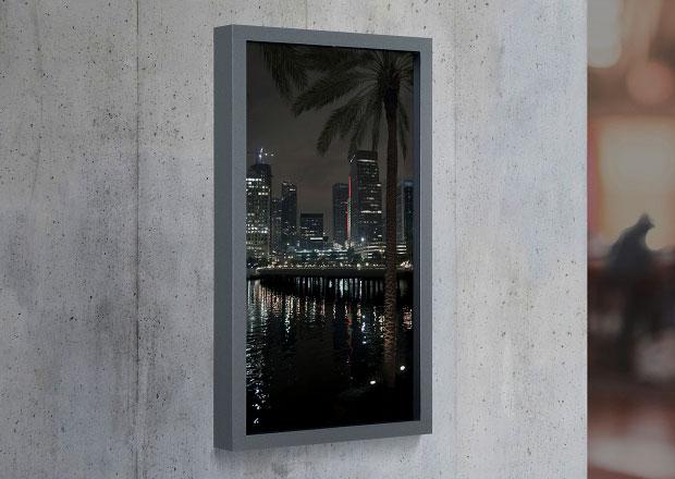 Atmoph Window 2 - Afișaj inteligent cu 1.000 de vizualizări