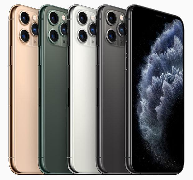 Culorile iPhone 11 Pro și iPhone 11 Pro Max