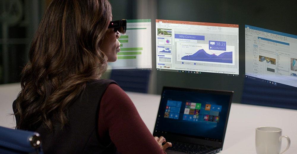 Lenovo's ThinkReality A3 Smart Glasses