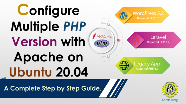 Install and Configure Multiple PHP Version with Apache on Ubuntu 20.04