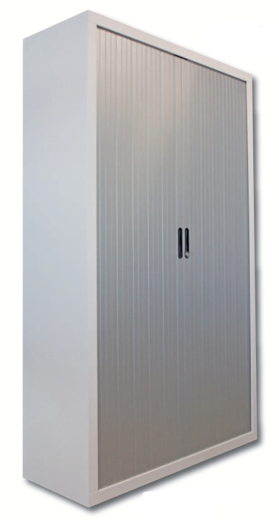 armoire metallique rideau pvc